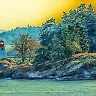 Gulf Islands 01 by Terry Krysak