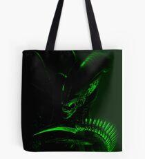 The Xenomorph Tote Bag