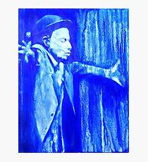 Tom Waits - Make it Rain. Photographic Print