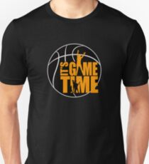 It's Game Time - Yellow Unisex T-Shirt