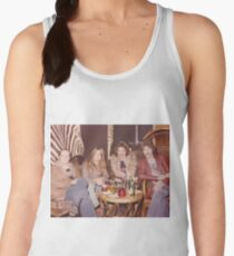 Chilling at the Waldorf Astoria Hotel New York Women's Tank Top