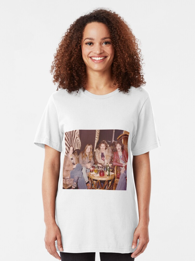 Alternate view of Chilling at the Waldorf Astoria Hotel New York Slim Fit T-Shirt
