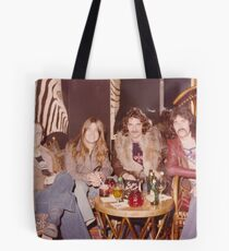Chilling at the Waldorf Astoria Hotel New York Tote Bag