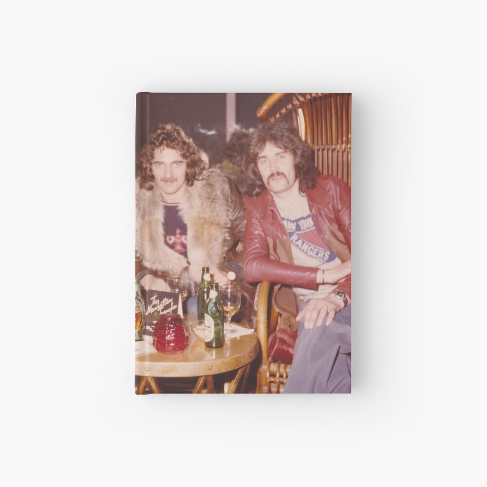 Chilling at the Waldorf Astoria Hotel New York Hardcover Journal