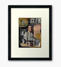 franklin Framed Print