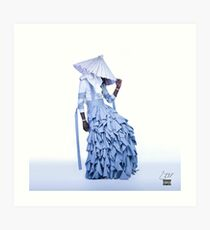 Young Thug clothing and phone cases Art Print