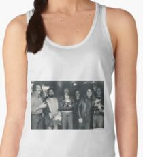 Hotel Bar in Kansas City Holiday Inn. The Band Rehydrating after the Gig. Women's Tank Top