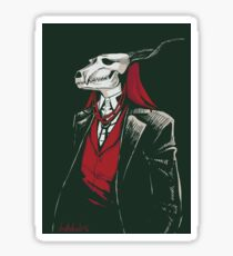 Elias Ainsworth Sticker