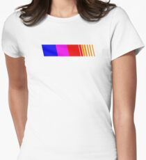 Frank Ocean Logo Womens Fitted T-Shirt