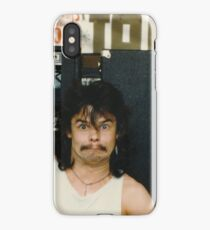 Drummer 'Philthy Animal' Phil Taylor iPhone Case
