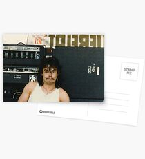 Drummer 'Philthy Animal' Phil Taylor Postcards