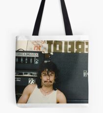 Drummer 'Philthy Animal' Phil Taylor Tote Bag
