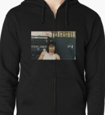 Drummer 'Philthy Animal' Phil Taylor Zipped Hoodie