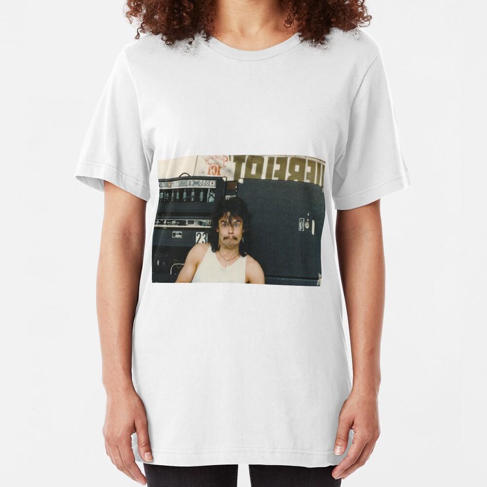 Drummer 'Philthy Animal' Phil Taylor Slim Fit T-Shirt