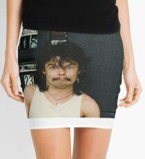 Drummer 'Philthy Animal' Phil Taylor Mini Skirt