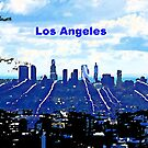 Los Angeles Magic City by Cherie Hanson