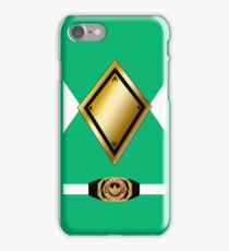 Green Ranger Iphone Case iPhone Case/Skin