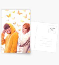 Vmin 95 line Postcards