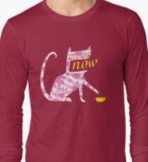 Now Cat T-Shirt