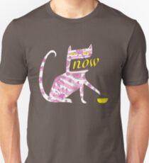 Now Cat Unisex T-Shirt