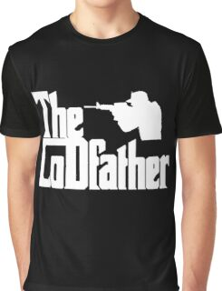 The CoDfather Gaming Graphic T-Shirt