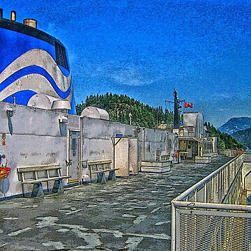 BC Ferry by tkrysak