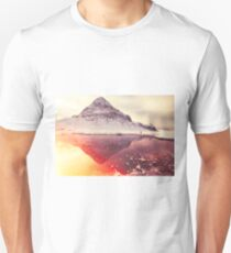 Scottish winter sunshine Unisex T-Shirt