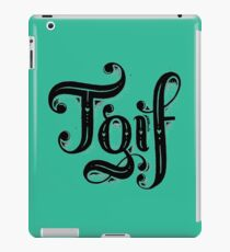 TGIF iPad Case/Skin