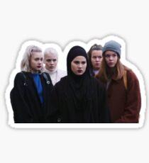 Skam Girls Sticker