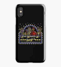 Five Nights at Banjo's iPhone Case/Skin