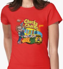 Chucky Charms Women's Fitted T-Shirt