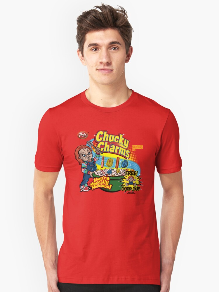 Chucky Charms Unisex T-Shirt Front