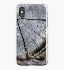 TOUCH WOOD iPhone Case/Skin