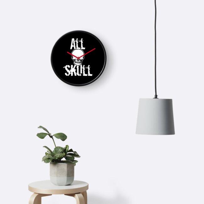 All Skull - The Dark Side by shadowhealer