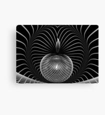 Ball Abstract Canvas Print