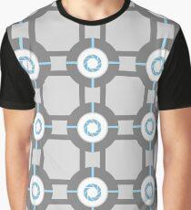 Aperture Cube Graphic T-Shirt