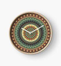 Mandala 163 Clock