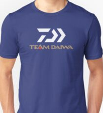 The Ultimate Fishing Team is Daiwa Unisex T-Shirt