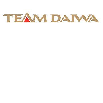 The Ultimate Fishing Team is Daiwa by artikulasi