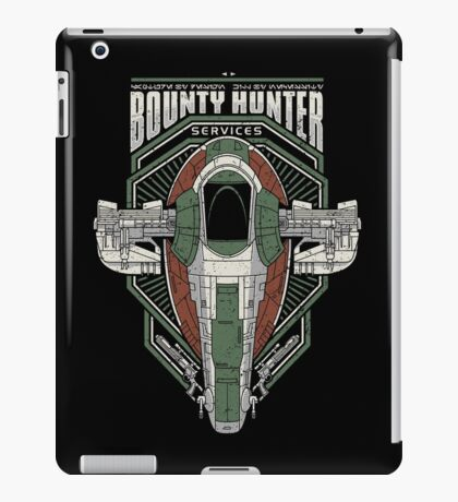 Kill by Necessity iPad Case/Skin