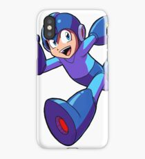 Megaman Running iPhone Case