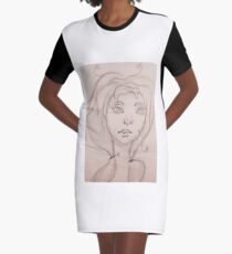 .::Ponytails::. Graphic T-Shirt Dress