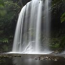 Russell Falls, Tasmania (Part II) by Ursula Rodgers