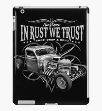 In Rust We Trust - C,D & R iPad Case/Skin