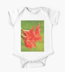Red Flower Romance - Vibrant Beauty Kids Clothes