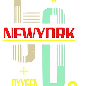 Need City Oxygen by artikulasi