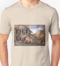 Victorian - Clinton, NJ - Dreaming of skating again  Unisex T-Shirt