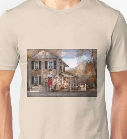Victorian - Clinton, NJ - Dreaming of skating again  Unisex T-Shirt