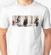 "American Psycho - Jason Bateman tells Sabrina to ""eat it"" Unisex T-Shirt"