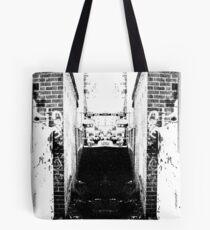 Gasse und Gasse Tote Bag